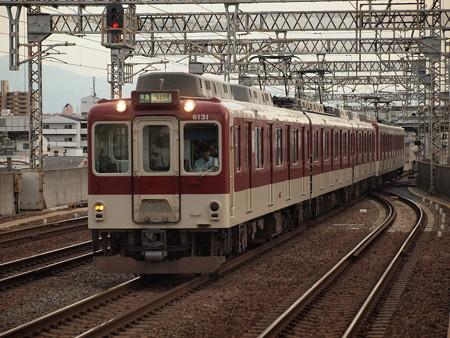 近鉄6020系準急 近鉄南大阪線今川駅02