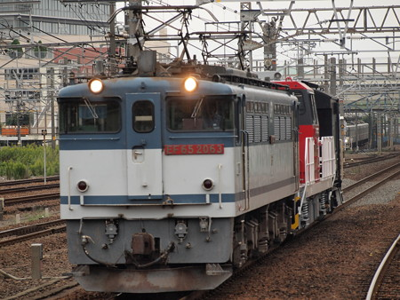 HD300甲種  東海道本線神宮前駅02