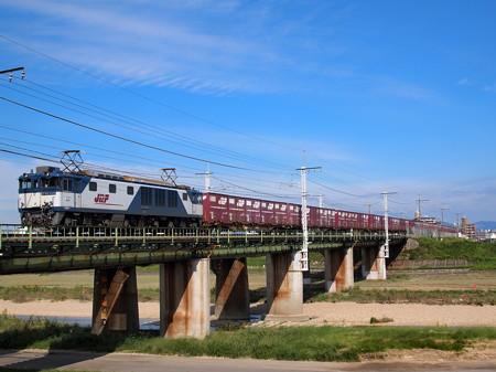 EF64貨物 中央本線新守山~大曽根03