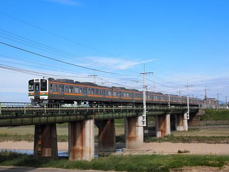 211系普通 中央本線新守山~大曽根02