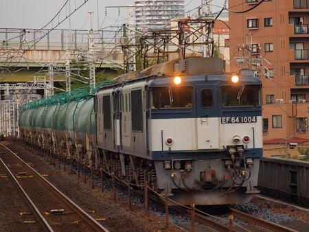 EF64貨物 中央本線鶴舞駅01