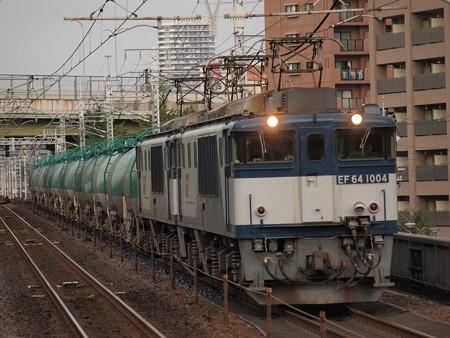 EF64貨物 中央本線鶴舞駅03