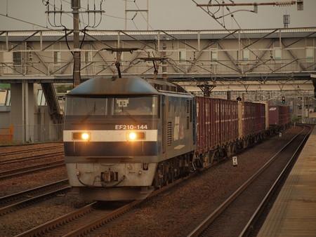 EF210貨物 東海道本線清洲駅05