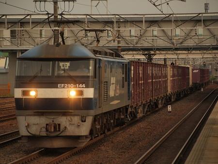 EF210貨物 東海道本線清洲駅06