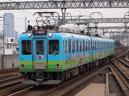 近鉄2800系普通 近鉄名古屋線八田駅