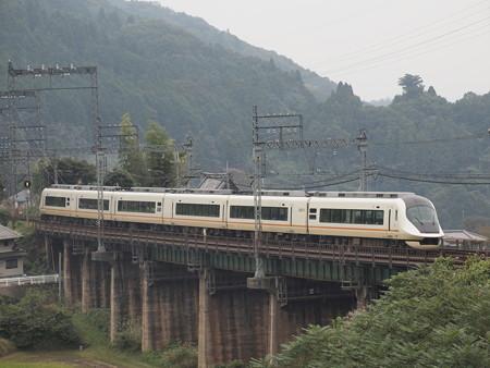 近鉄21020系特急 近鉄大阪線三本松~室生口大野