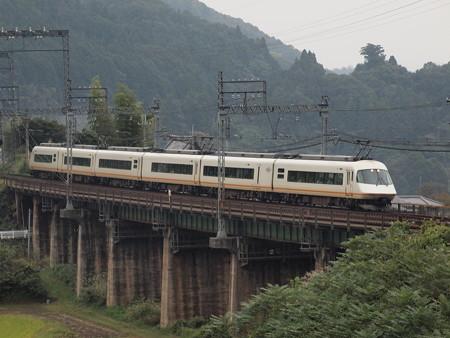近鉄21000系特急 近鉄大阪線三本松~室生口大野02