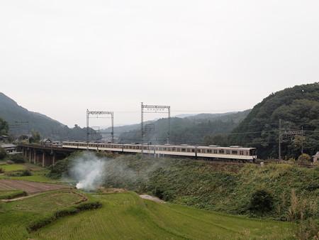 近鉄5820系急行 近鉄大阪線三本松~室生口大野01