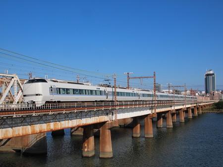 683系特急サンダーバード 東海道本線新大阪~大阪03