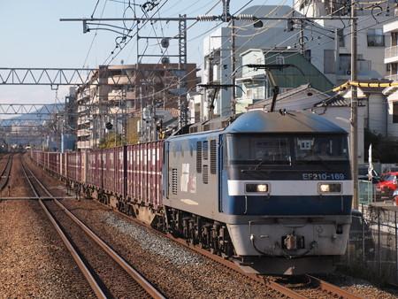 EF210貨物東海道本線甲南山手駅01