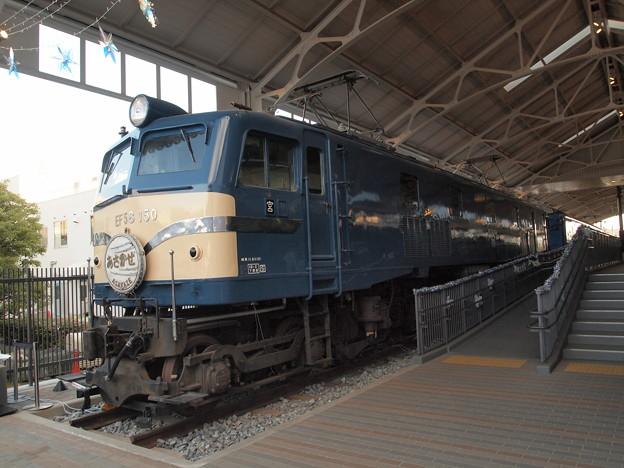 EF58 京都鉄道博物館
