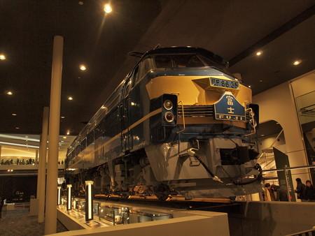 EF66 京都鉄道博物館