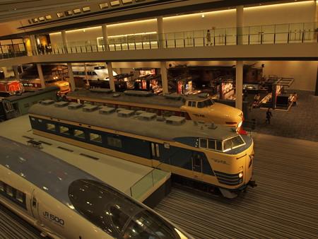 583系 京都鉄道博物館02