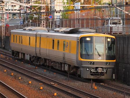 キヤ141系 東海道本線山科~京都01