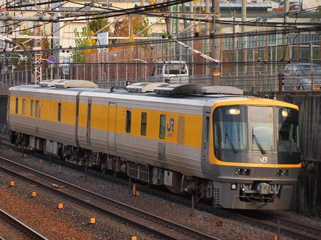 キヤ141系 東海道本線山科~京都03
