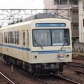 Photos: 叡電700系 叡山本線宝ヶ池駅01