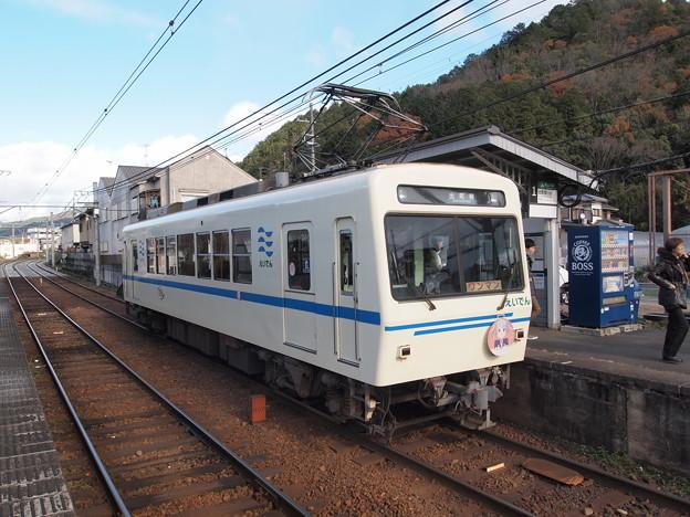 叡電700系 叡山本線宝ヶ池駅04