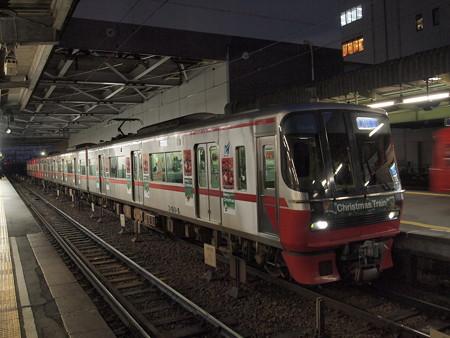 名鉄3300系普通 名鉄名古屋本線神宮前駅02