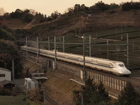 N700系のぞみ   東海道新幹線掛川~静岡01