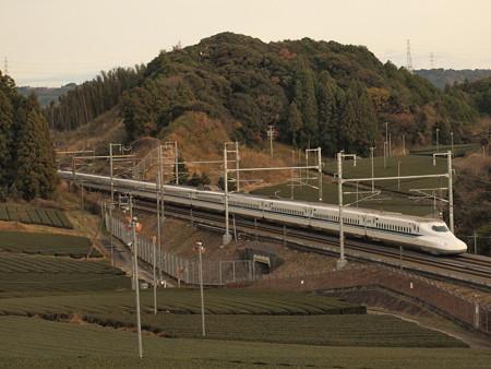 N700系のぞみ   東海道新幹線掛川~静岡04