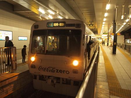 静岡鉄道1000形  新静岡駅03