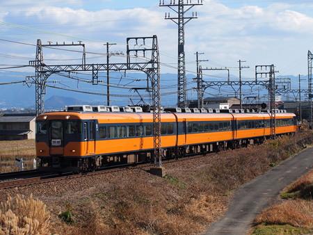 近鉄16000系特急 近鉄南大阪線二上山~二上神社口02