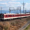 Photos: 近鉄6600系急行 近鉄南大阪線二上山~二上神社口02