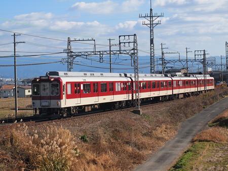 近鉄6200系急行 近鉄南大阪線二上山~二上神社口01