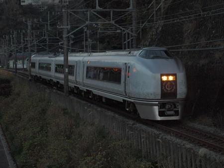 651系IZU CRAILE 伊東線伊豆多賀~網代01