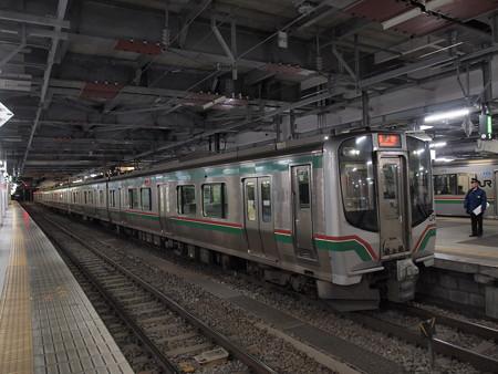 E721系普通 東北本線仙台駅01
