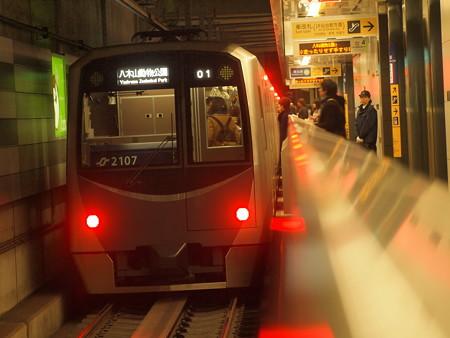 仙台市営地下鉄2000系東西線仙台駅01