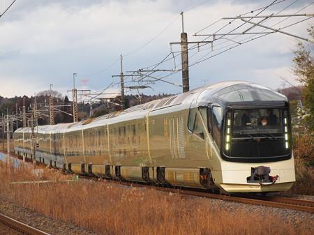 E001系四季島 東北本線片岡~蒲須坂04