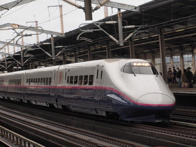 E2系やまびこ 東北新幹線那須塩原駅