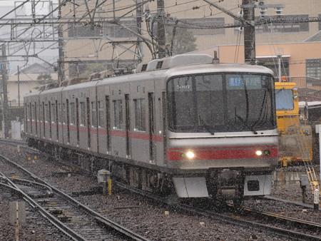 名鉄5000系急行 名鉄名古屋本線神宮前駅