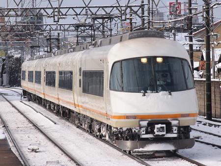 近鉄21000系アーバンライナー 近鉄名古屋線米野駅04