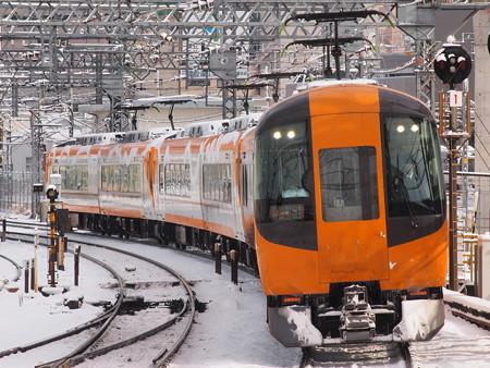 近鉄22600系名阪乙特急 近鉄名古屋線米野駅02