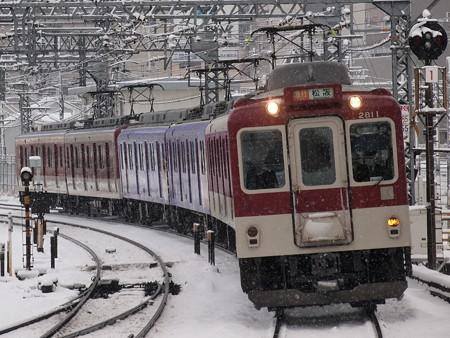 近鉄2600系急行  近鉄名古屋線米野駅01