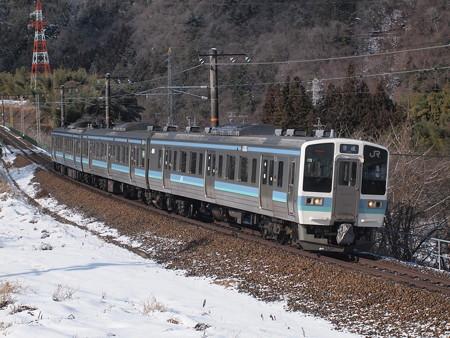 211系普通 中央本線大桑~須原