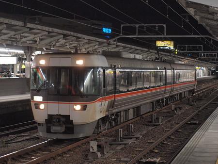 383系回送中央本線名古屋駅01