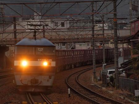 EF210貨物 東海道本線石山駅