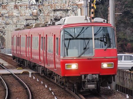 名鉄5700系普通 名鉄犬山線犬山遊園駅