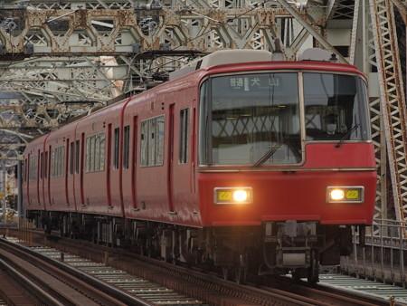 名鉄5700系普通 名鉄犬山線新鵜沼~犬山遊園