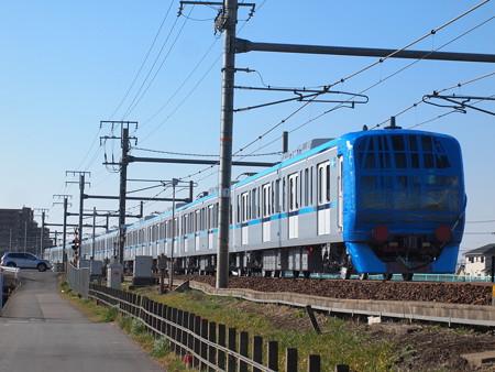 EF66 メトロ15000系甲種 東海道本線岐阜~木曽川03