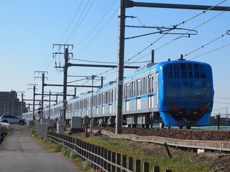 EF66 メトロ15000系甲種 東海道本線岐阜~木曽川04