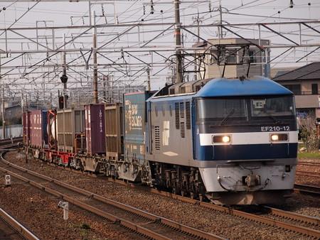 EF210貨物 東海道本線清洲駅02
