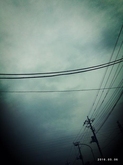 Raindrops keep falling on my head ~雨にぬれても発送