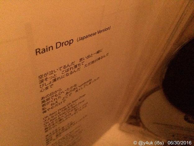 Rain Drop ~あの日も雨が降り出した