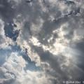 Photos: 七夕の空 ~夜空は曇って出会えない