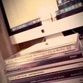 写真: <Jazz CD→Mac→AK100II>Ella Fitzgerald, Nat King Cole, Sonny Rollins, Herbie Hancock, Wes Montgomery