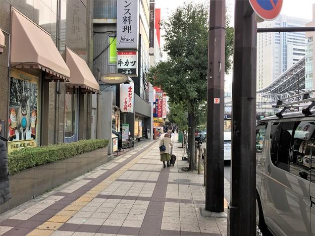大阪駅近く 飲み屋